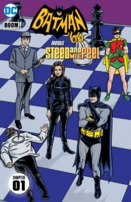 Batman '66 Meets Steed and Mrs. Peel #1