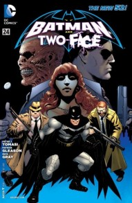 Batman & Two-Face #24