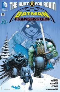 Batman & Frankenstein #31