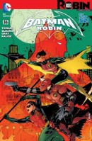 Batman and Robin (2011) #36