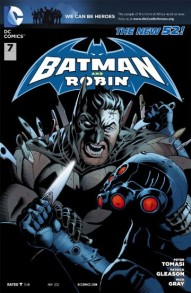 Batman and Robin #7