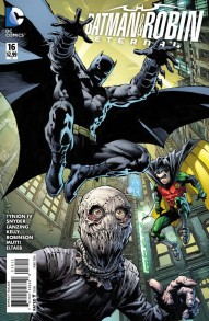 Batman And Robin Eternal #16