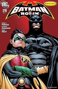 Batman and Robin #20