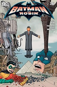 Batman and Robin #26