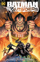 Batman and the Outsiders (2019) Vol. 3: The Demon's Fire TP Reviews