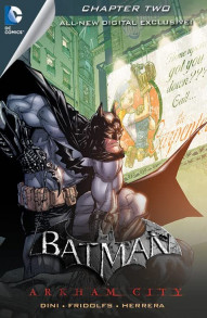 Batman: Arkham City Digital Exclusives #2