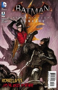 Batman: Arkham Knight: Genesis #3
