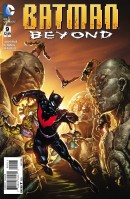 Batman Beyond (2015) #9