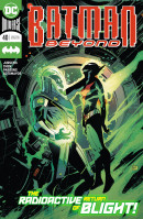 Batman Beyond #40