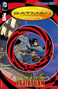 Batman, Inc. #1