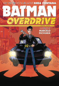 Batman: Overdrive #1