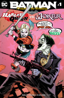 Batman: Prelude to the Wedding: Harley Quinn vs. Joker #1