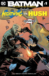 Batman: Prelude to the Wedding: Nightwing vs. Hush #1