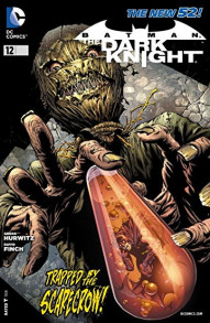 Batman: The Dark Knight #12