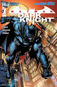 Batman: The Dark Knight #1