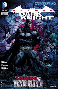 Batman: The Dark Knight #8