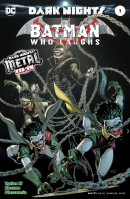 Batman: Who Laughs #1
