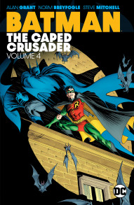 Batman Vol. 4: The Caped Crusader Vol. 4