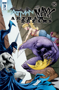 Batman/The Maxx #3