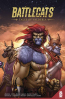 Battle Cats: Tales of Valderia Vol. 1 Collected Reviews
