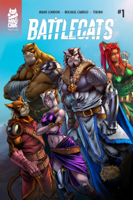 Battlecats Vol. 2