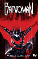 Batwoman (2017) Vol. 3: Fall Of The House Of Kane TP Reviews
