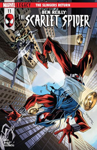 Ben Reilly: The Scarlet Spider #11