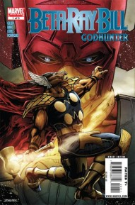Beta Ray Bill: Godhunter #1