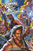 Big Trouble In Little China / Escape From New York Vol. 1 Reviews
