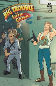 Big Trouble In Little China #17