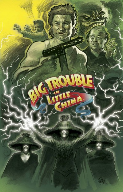 Big Trouble Summary & Study Guide