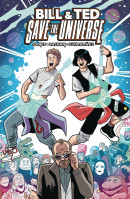 Bill & Ted Save the Universe  Collected TP Reviews