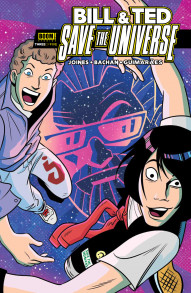 Bill & Ted Save the Universe #3