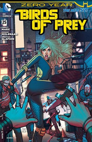 Birds Of Prey #25