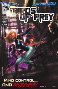 Birds Of Prey #5