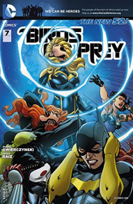 Birds Of Prey #7