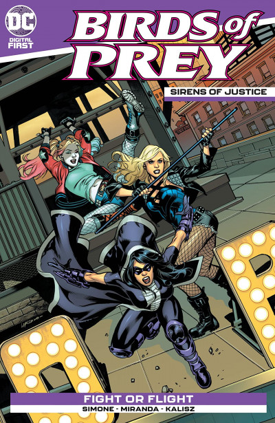 Birds Of Prey Sirens Of Justice 1 Reviews 2020 At Comicbookroundup Com