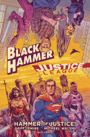 Black Hammer/Justice League  Collected HC Reviews