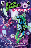 Black Hammer/Justice League: Hammer of Justice! #2