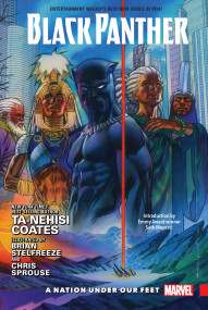 Black Panther Vol. 1: A Nation Under Our Feet Hardcover