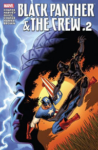 Black Panther & the Crew #2