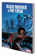 Black Panther & the Crew We Are The Streets TP Reviews
