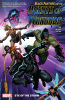Black Panther and the Agents of Wakanda Vol. 1: Eye Of The Storm TP Reviews