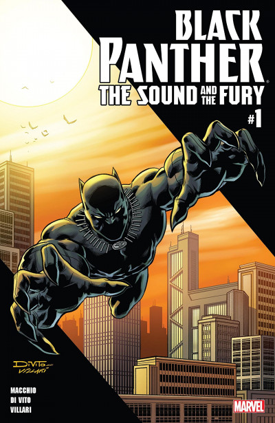 Book Cover Black Fusion : Black panther the sound and fury reviews at