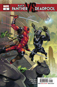 Black Panther vs. Deadpool #1