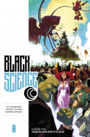 Black Science Vol. 2: Transcendentalism Hardcover HC Reviews