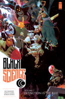 Black Science Vol. 7: Extinction Is The Rule TP Reviews
