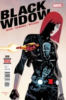 Black Widow (2016) #6