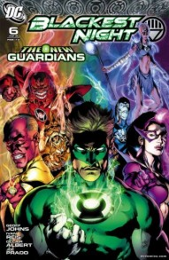 Blackest Night #6