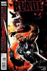 X-Men: Curse of the Mutants: Blade #1